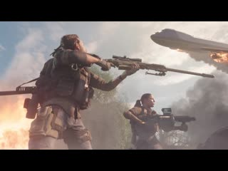 Tom Clancys The Division 2 Official Cinematic TV Spot Ubisoft [NA]