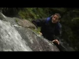 Ultimate Survival Bear Grylls Descent waterfall / Выжить любой ценой Беар Гриллс Спуск с водопада