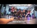 Macumba Dance Fitness Stage Rimini Wellness 2018
