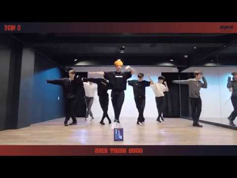 [Mirrored] 김동한 KIM DONG HAN - 'GOOD NIGHT KISS' MIRRORED DANCE PRACTICE 안무영상 거울모드