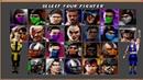Ultimate Mortal Kombat 3 (SMD).Triple Tournament.JAMLIGHT vs Memori