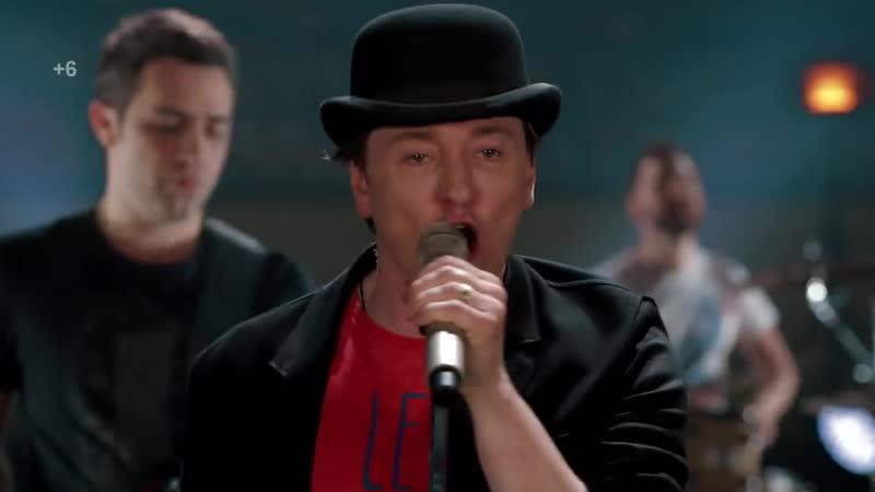 Сергей Безруков группа Крестный папа - Прорываться! (премьера клипа, 2018)