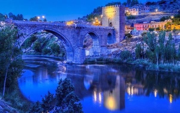 Мост святого мартина толедо испания