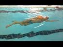 урок 4. плавание на боку с вытянутой рукой