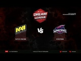 Финал - Navi vs Winstrike | Bo3 | DreamLeague Season 11 CIS QO @Tekcac [RU]