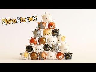 Neko Atsume Tsum Tsums?!│Shop Update #5.5 (Polymer Clay Charms)