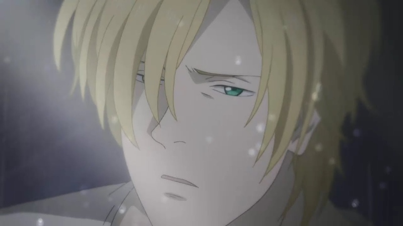 Banana Fish AMV What Hurts the Most
