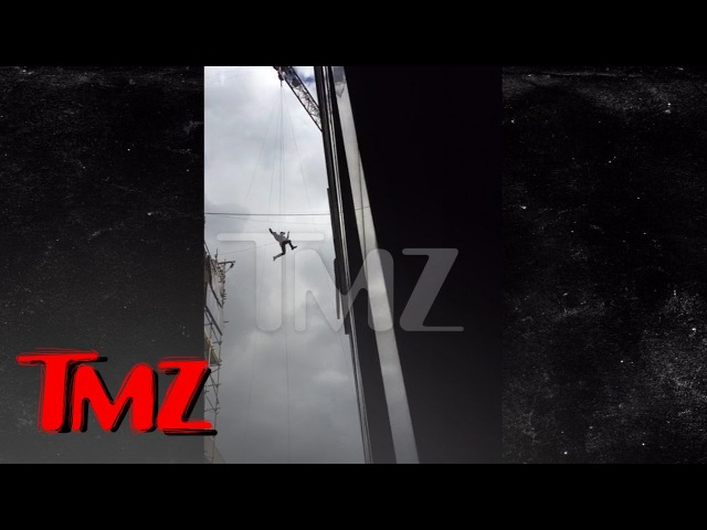 Tom Cruise Tried, Failed 'Mission Impossible' Building Stunt at Least Twice | TMZ