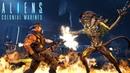 Aliens: Colonial Marines ➤ Прохождение ➤ Эпизод 10 ➤ Битва за корабль пришельцев
