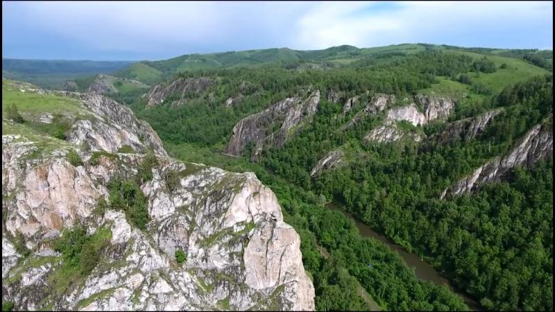 Вход в природный парк Мурадымовское ущелье