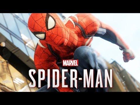 MARVEL SPIDER MAN : O AMIGO DA VIZINHANÇA ! (E3 2018)