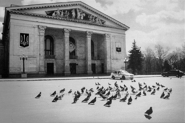 Репертуар Мариупольского Драматического Театра на март 2013
