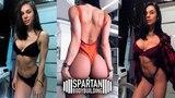 UKRAINIAN FITNESS MODEL - EVGENIYA MOSIENKO | Spartan Bodybuilding