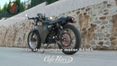 Denzel Cafe Racer with DA90S motor from ASPP