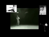 Bruce Lee old footage showing his fighting skills and rapidity. скачать с 3gp mp4 mp3 m4a.mp4