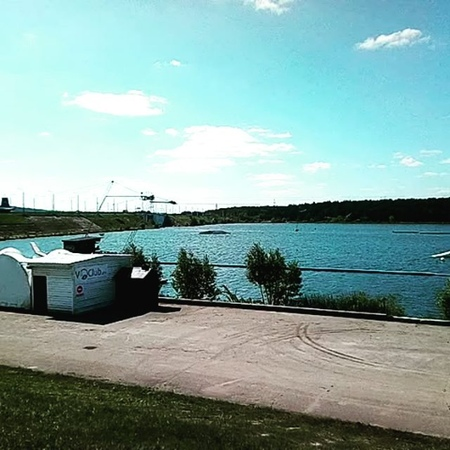 Калуга. Водохранилище. Аква Борд