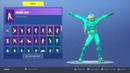 "FORTNITE ""MOISTY MERMAN"" Skin Showcased with 50+ Dances/Emotes 
