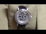 Ювелирные часы Breguet Classique Skeleton Full Diamond