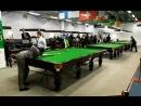 Чемпионат Мира IBSF U16 по снукеру 2018. 1-й день