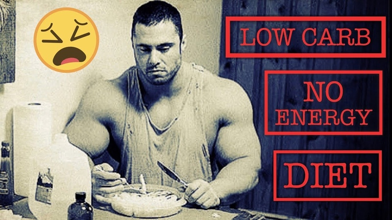 LOW CARB DAY - Bodybuilding Lifestyle Motivation