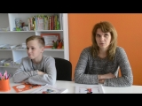 Отзыв о школе IQ007 от Анастасии Анатольевны и Ильи