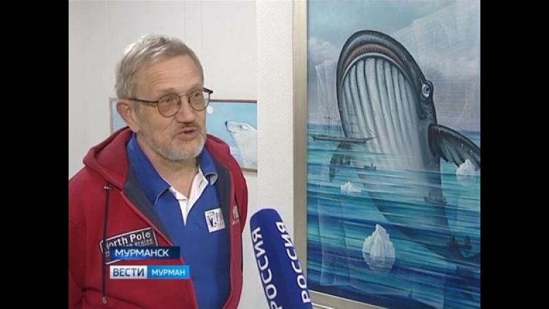 В Культурно-выставочном центре Русского музея открылась выставка Виктора Кобзева 30 лет спустя
