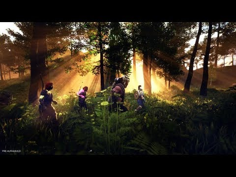 THE WAYLANDERS - New Kickstarter Game 2018 - Action Adventure RPG