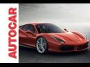 2015 Ferrari 488 GTB revealed