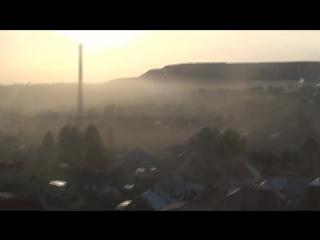 7.06.2018 Кемерово Кедровка радиоактивная пыль с разреза Кедровский