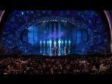 Kristen Anderson-Lopez and Robert Lopezs Oscar 2018 Acceptance Speech for Music