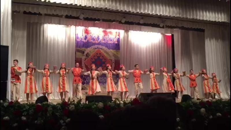 Народный Танец ансамбля