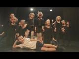 Театр танца Притяжение. Группа 7-8 лет.