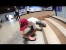 Braille Skateboarding ENTIRE BRAILLE TEAM VS HANDBOARD