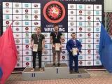 Даниил Кабанов - 3 место на Первенстве России по спортивной борьбе(грэпплинг,грэпплинг-ри)