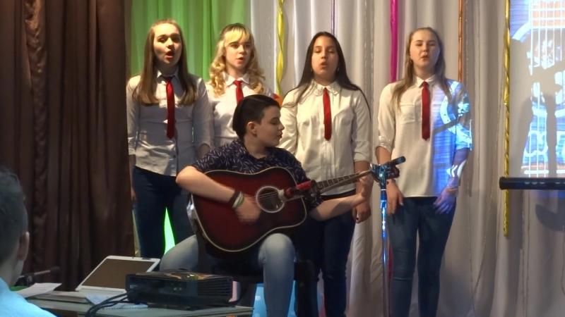 Городской конкурс бардовской песни Струны души