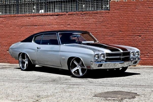1970 Chevrolet Chevelle SS Custom