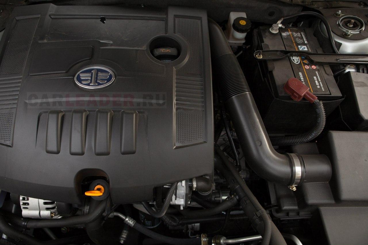 Двигатель FAW B50