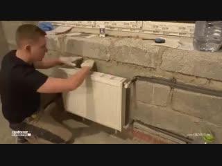 #128249; Видео пособие_ как маскировать батарею отопления (1)