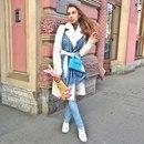 Джулия Сунцова из города Санкт-Петербург