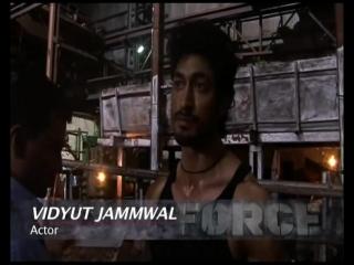 Vidyut Jamwal Flying Action Moves _ Interview