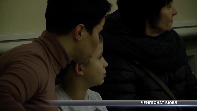 Юні баскетболісти з чотирьох міст України змагались у Сумах