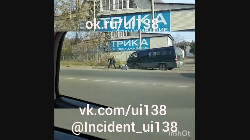 На кольце Усть-Илимск