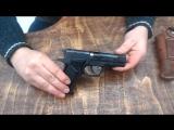 Гроза 021__ Лучший травматический пистолет в РФ