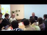 Встреча молодёжи Петрозаводска с Зазнобиным В.М.