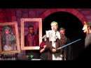 Энтони Рэпп на церемонии открытия фестиваля GeekyCon