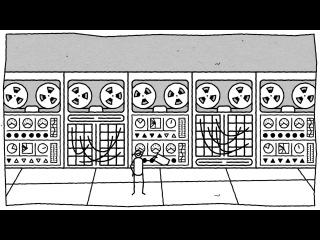 Мультфильм об эволюции компьютерной техники от древнейших времен до 21 века. Коротко, емко, по существу.