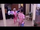 Ольга и Алена Рапунцель ссора 24.07.18