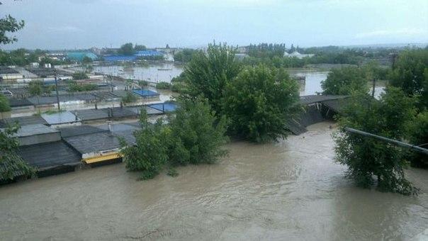 Наводнение на Кубани 5