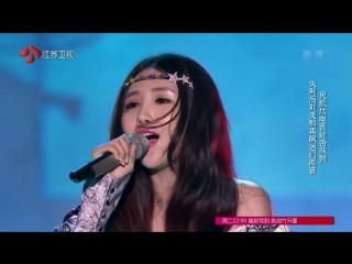 Лю Мейлин (刘美麟) – Горная песня, как речной исток (山歌好比春江水)