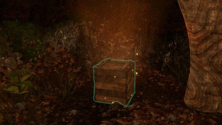 сундук с сокровищами в Bard's Tale 4